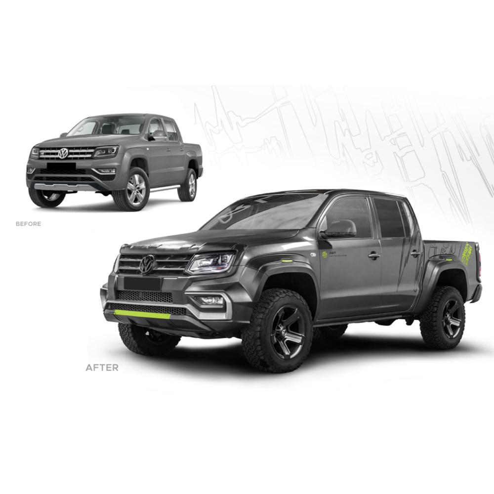 Pachet customizare Pickup Design – Volkswagen Amarok AMY