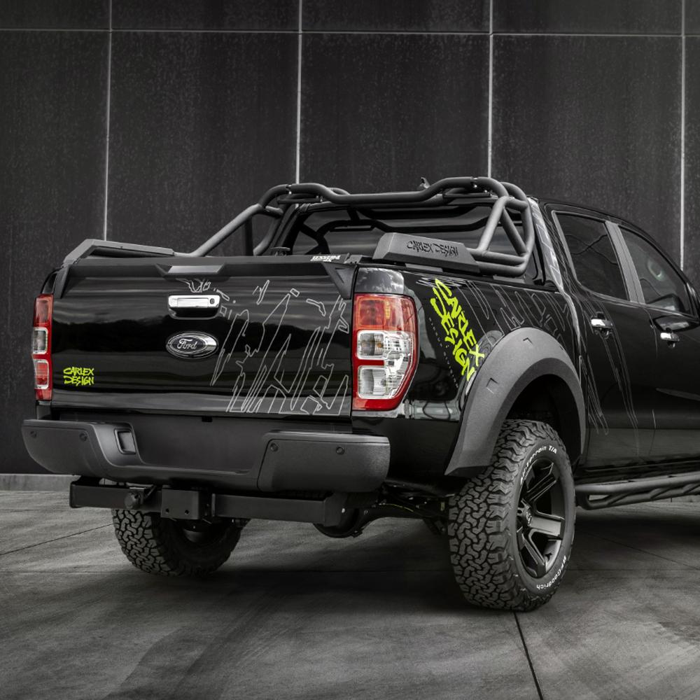 Pickup Design EXT - Ford Ranger 16' - Prezent - 9