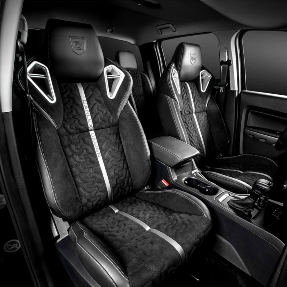 Pickup Design EXT - Ford Ranger 16' - Prezent