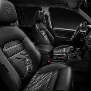 Set Scaune Piele Carlex Design - Volkswagen Amarok 16' - Prezent