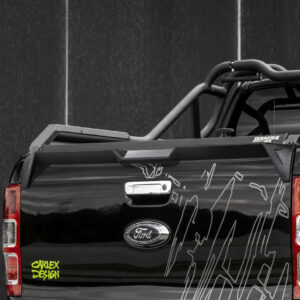 Spoiler portbagaj Carlex Design - Ford Ranger 15′ – Prezent