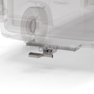 Treaptă de Acces Spate - Model 3