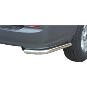 Bară spate - Model 1 Hyundai Terracan '01 - '04