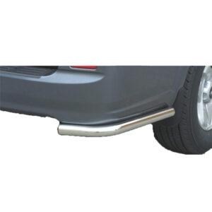Bară spate - Model 1 Hyundai Terracan '04 - '07