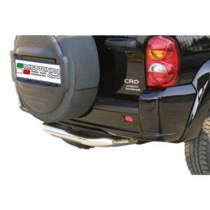 Bară spate - Model 1 Jeep Cheeroke '00 - '07