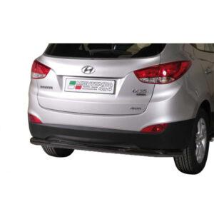 Bară spate - Model 1 Negru Hyundai IX 35 '11 - Prezent