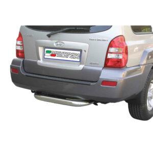 Bară spate - Model 2 Hyundai Terracan '04 - '07