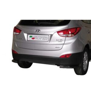 Bară spate - Model 2 Negru Hyundai IX 35 '11 - Prezent