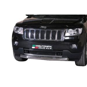 Bullbar Omologat - Low 6 Jeep Grand Cheeroke '11 - '14