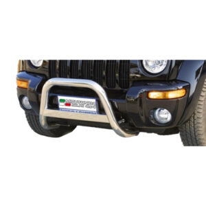 Bullbar Omologat - Model 5 Jeep Cheeroke '00 - '07