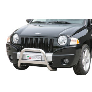 Bullbar Omologat - Model 5 Jeep Compass '07 - '11