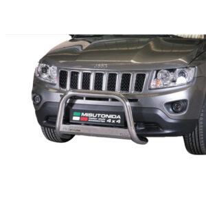 Bullbar Omologat - Model 5 Jeep Compass '11 - '16