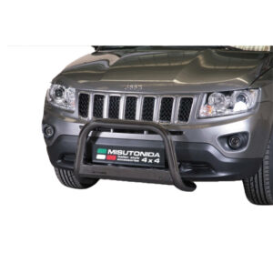 Bullbar Omologat - Model 5 Negru Jeep Compass '11 - '16