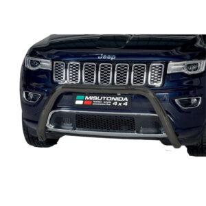 Bullbar Omologat - Model 5 Negru Jeep Grand Cheeroke '15 - Prezent