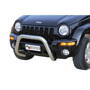 Bullbar Omologat - Model 6 Jeep Cheeroke '00 - '07
