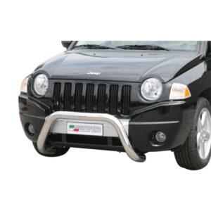 Bullbar Omologat - Model 6 Jeep Compass '07 - '11