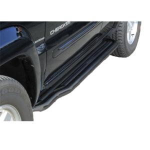Praguri - Model 4 Negru Jeep Cheeroke '00 - '07