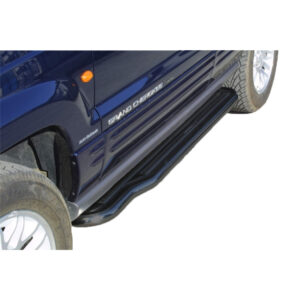 Praguri - Model 4 Negru Jeep Grand Cheeroke '93 - '05